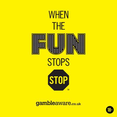 Responsible Gambling Message