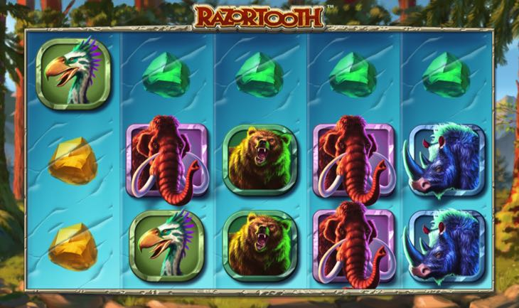 Razortooth 243 slot
