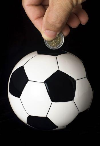 £1 football acca wins big