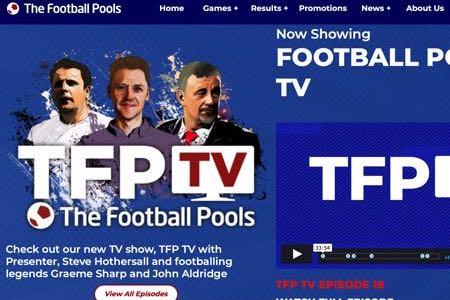 Football Pools screenshot